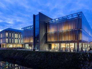 NUI Maynooth Library Extension