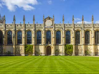 Scott Tallon Walker are appointed to Framework for University of Oxford.