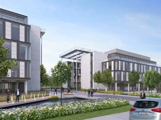 Planning permission granted for Sandyford Offices