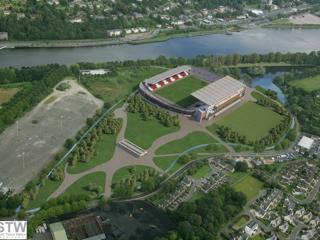 Pairc Ui Chaoimh - Redevelopment of Stadium as a Centre of Excellence
