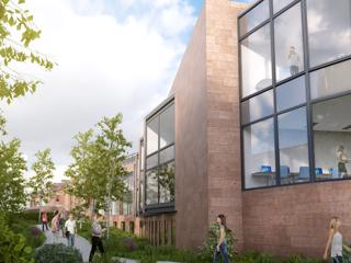 £39M QUB School of Biological Sciences foundation stone unveiling