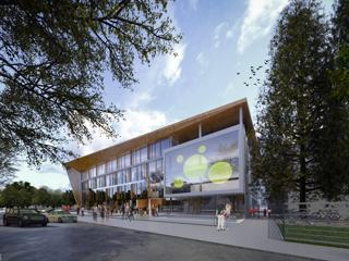 University of Oxford:Tinbergen Redevelopment