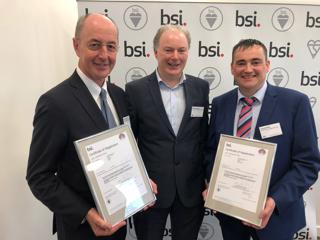 Scott Tallon Walker Architects achieve BIM LEVEL 2 Verification