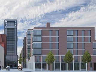 Brewery Quarter Student Accommodation granted Planning Permission