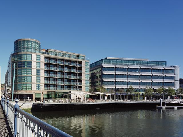 Lapp's Quay Hotel & Office Development