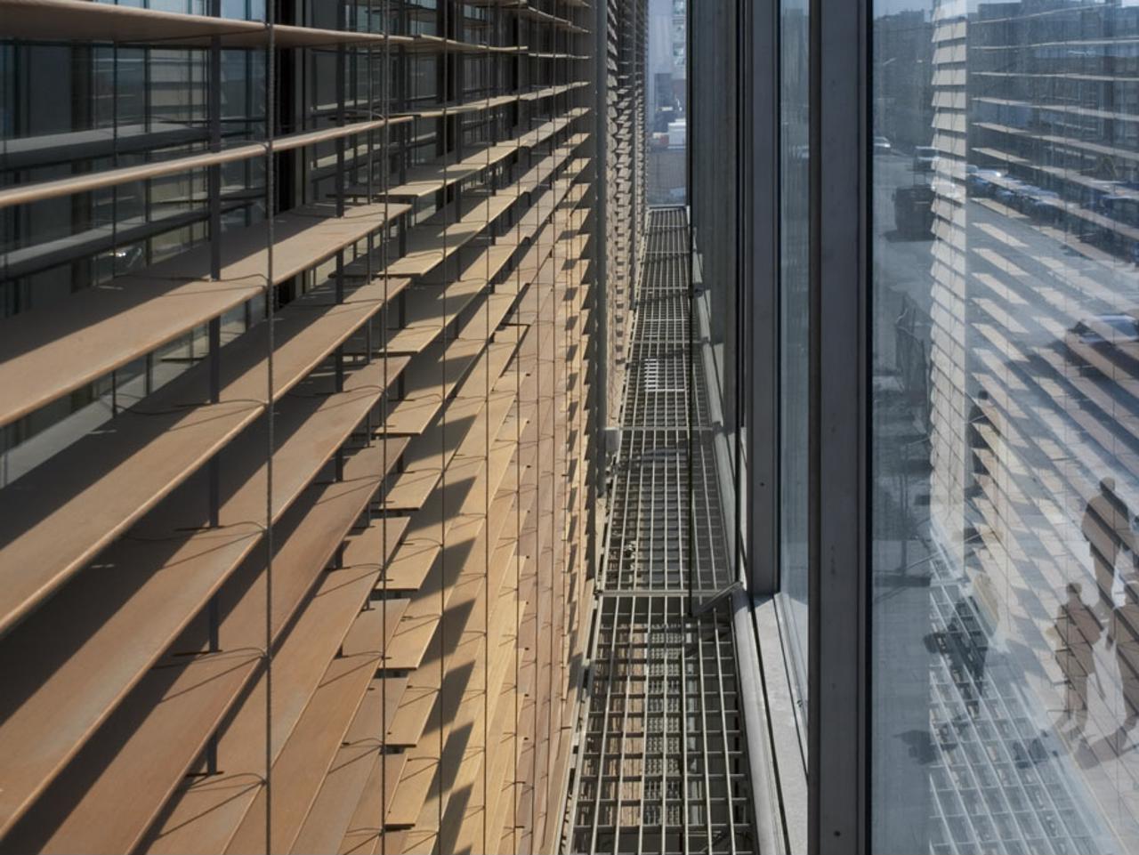 McCann FitzGerald Headquarters • Scott Tallon Walker Architects