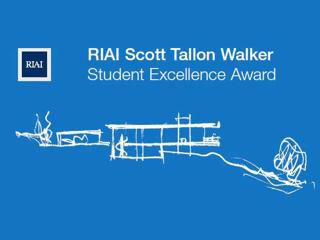 RIAI Scott Tallon Walker Student Excellence Award